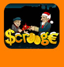 Bring on the festive season when playing Scrooge.